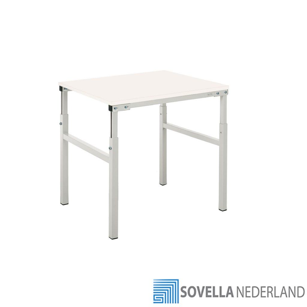 Sovella Nederland Treston TP werktafel voor normale en ESD-veilige werkzaamheden. Ideaal voor assemblage, reparatie en productie - bezoek onze showroom