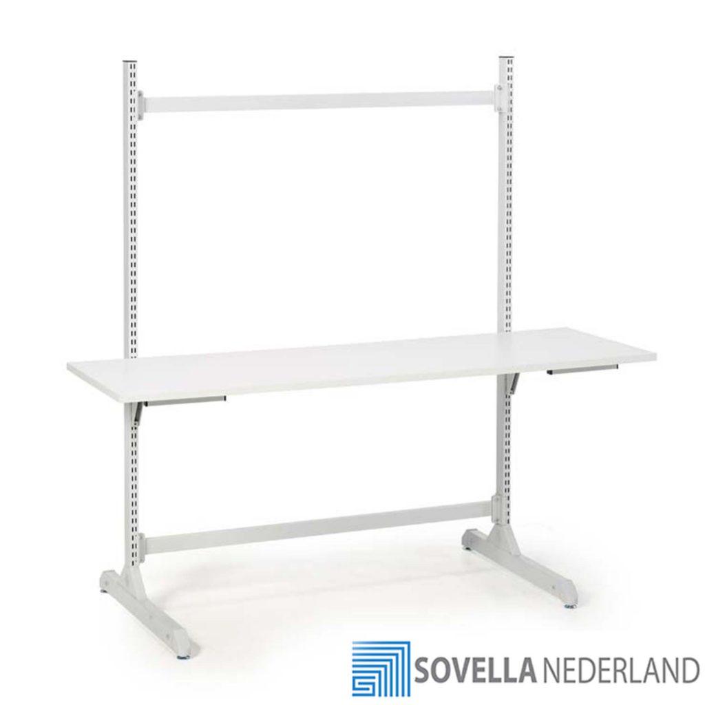 Sovellal Nederland Treston basis werktafel frame voor assemblage en VAS werkzaamheden - bezoek onze showroom